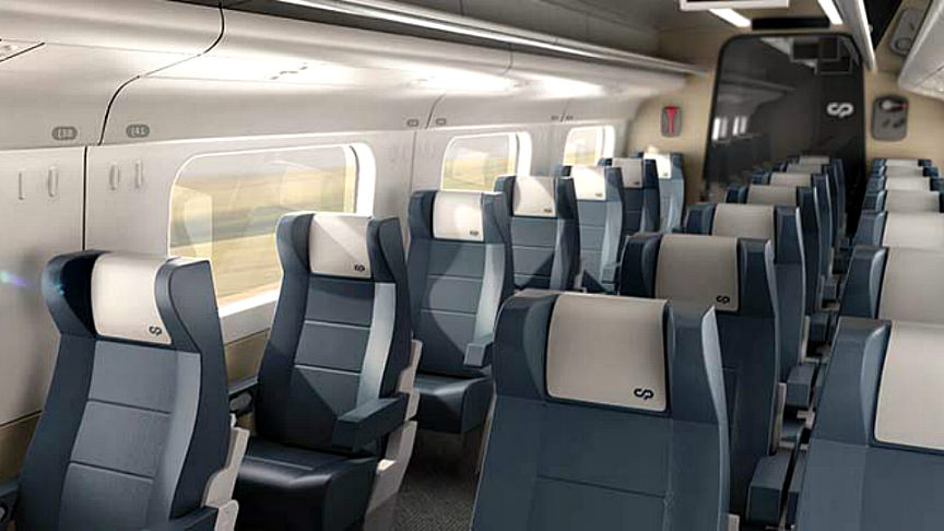 Alfa Pendular High-Speed Train | Rail Ninja