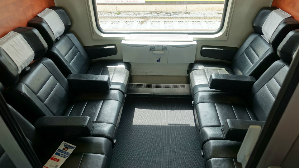 Eurocity High-Speed Train | Rail Ninja