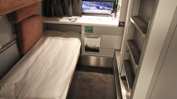 NSB Night train 1st class sleeper (img 1)