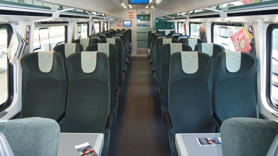 Tren de Alta Velocidad Eurocity | Rail Ninja