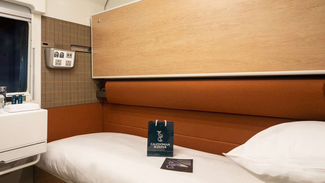Caledonian Sleeper 2-bed sleeper