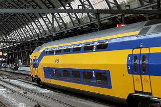 Netherlands Trains