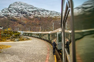 Norway Trains