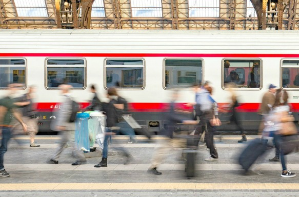 Book European train tickets online with Rail Ninja
