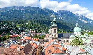 Everything you need to know about trains from Munich to Innsbruck: timetable, route info, tickets, and more