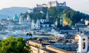 Everything you need to know about trains from Salzburg to Prague: timetable, route info, tickets, and more