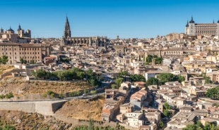 Everything you need to know about trains from Toledo to Madrid: timetable, route info, tickets, and more
