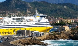 Find out more about ferries from Nice to Bastia