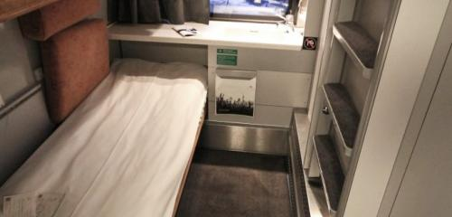 NSB Night train 1st class sleeper
